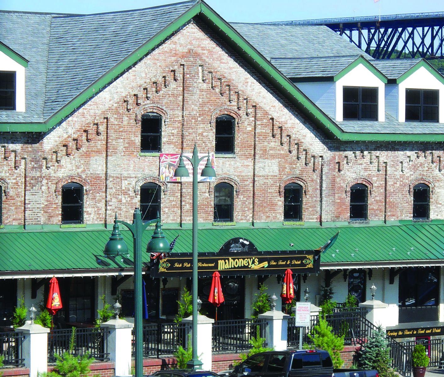 Mahoney S Irish Pub